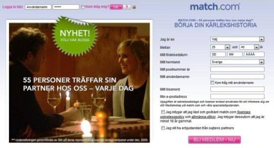 virtual sex mötesplatsen mobil